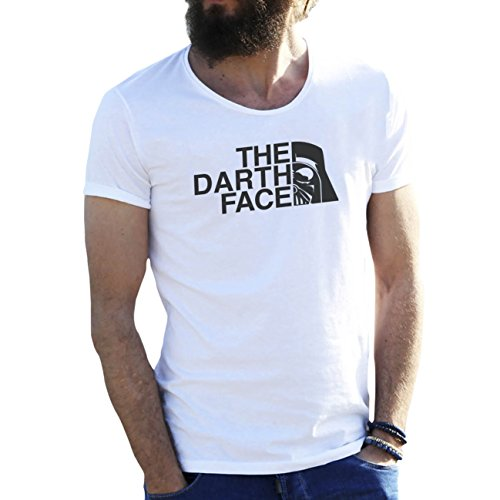 Star Wars Darth Face Fun Northland Mens T-Shirt
