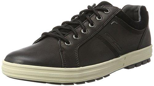 Camel Active Laponia 13, Sneakers Basses Homme Noir (Black)