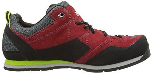 MILLET Herren Rockway Trekking-& Wanderhalbschuhe Rot (Red/acid Green)