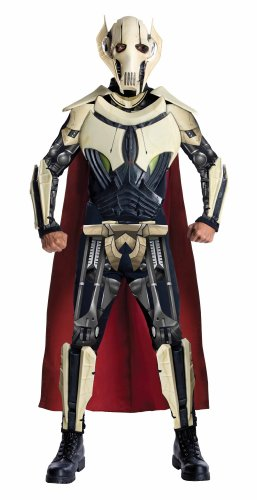 Star Wars General Grievous Deluxe Kostüm für Herren, Größe:M/L