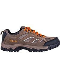 Izas Celake - Zapatillas de trekking para hombre, color marrón