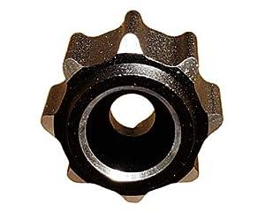 Sanwa - Molette, S.191A04603A, Color Negro
