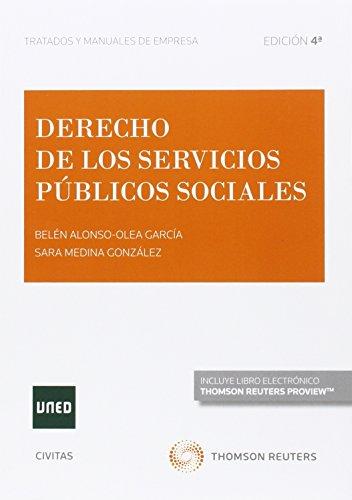Derecho de los Servicios Públicos Sociales (3 ed. - 2016) (Tratados y Manuales de Empresa)