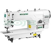ZOJE La Industria Máquina de Coser Aguja Transporte – Completamente Automático – Completo ...