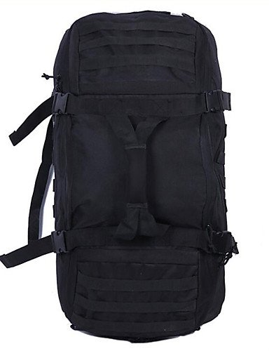 ZQ 10 L Rucksack Wasserdicht Schwarz Nylon Black