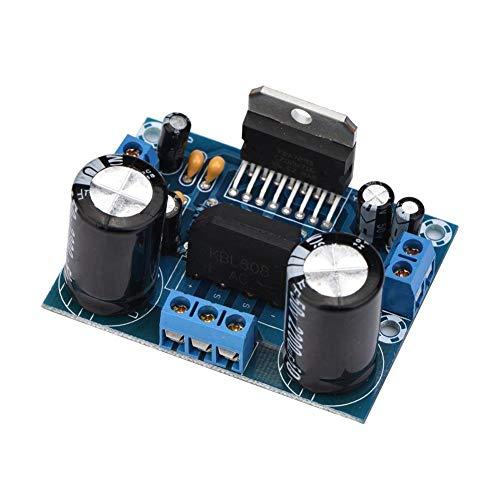Einkanal-Verstärkerplatine, TDA7293 Verstärkerplatine Digitale Audio-Leistungsverstärkerplatine 100 W Einkanal-Dual-AC12-32V-Audioverstärkermodul