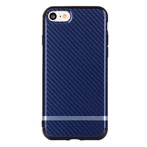 """iPhone 6sPlus Schutzhülle, CLTPY iPhone 6Plus [Ultra Hybrid] Luftpolster-Technologie Handytasche mit Weben Muster, [Kratzfeste] & [Stoßdämpfende] Gummi Cover für 5.5"""" Apple iPhone 6Plus/6sPlus (Nicht  Dunkelblau grau"""