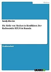Die Rolle von Medien in Konflikten. Der Radiosender RTLM in Ruanda