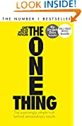 #10: The One Thing: The Surprisingly Simple Truth Behind Extraordinary Results (Basic Skills)
