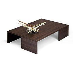 Mesa de centro de estilo moderno roble marrón claro