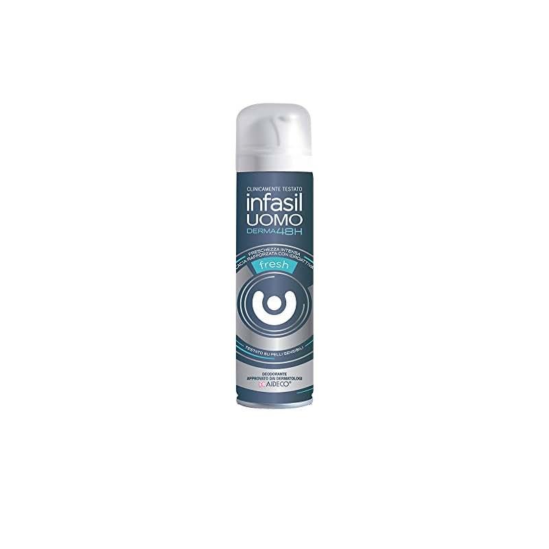 Infasil Deo Spray Uomo Fresh