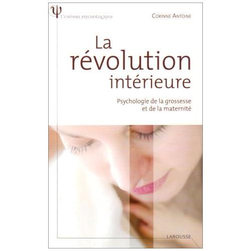 La révolution intérieure : Psychologie de la grossesse et de la maternité