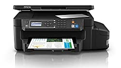 Epson L605 Wi-Fi Duplex All-in-One Ink Tank Printer