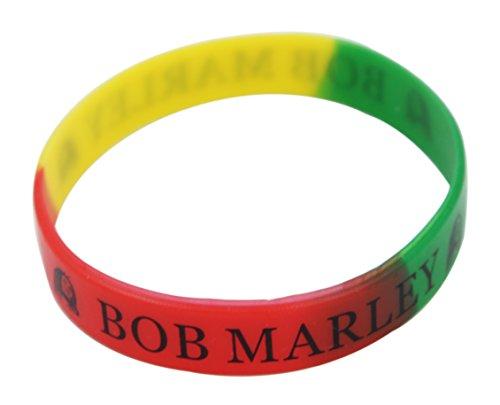 bob-marley-bracelets-silicone-wristband