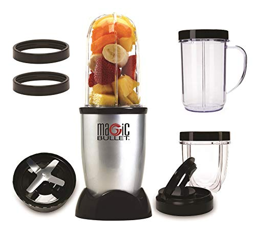 NutriBullet MBR1128 - Batidora de Vaso, Compacta de Alta Velocidad, para Smoothies de Frutas y Verduras...