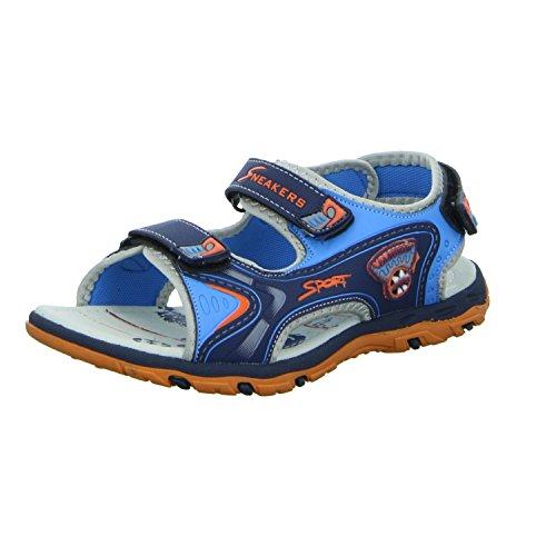 Sneakers HW-0425-049 Jungen Sandalette, Größe 34.0