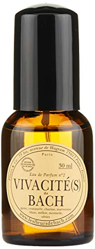 Elixirs & Co Eau d'Elixir Vivacité (s) Eau de Parfum N°2 aux Fleurs de Bach BIO 30 ml