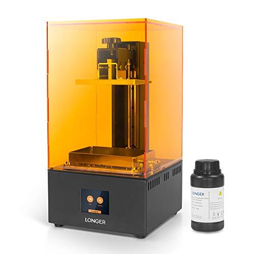 LONGER Orange 30 Imprimante 3D, Imprimante 3D en Résine avec Écran Tactile, Écran LCD,...