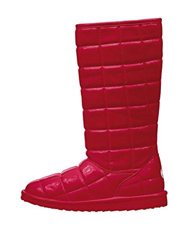 Superga Quilt Bottines Neuf Chaussures Femme Beet