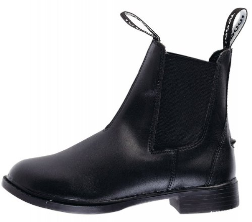 552-0045 Toggi Brampton Jodhpur Boots (Black, 28) by Toggi