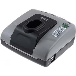 akku-net Akku-Ladegerät mit USB für Bosch Astsäge ASG52, 7,2V-18V