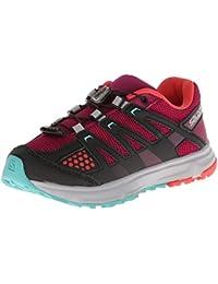 SalomonXR Mission J - Zapatillas de Running para Asfalto Niños-Niñas