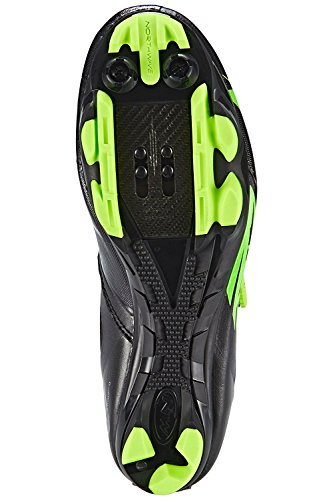 Northwave Blaze Plus - Chaussures - vert/noir 2017 chaussures vtt shimano black/green fluo
