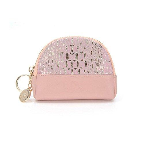 Borsa mini studenti coreani/ portafoglio donna/ piccolo pacchetto/ zip portamonete/Borsa-D B
