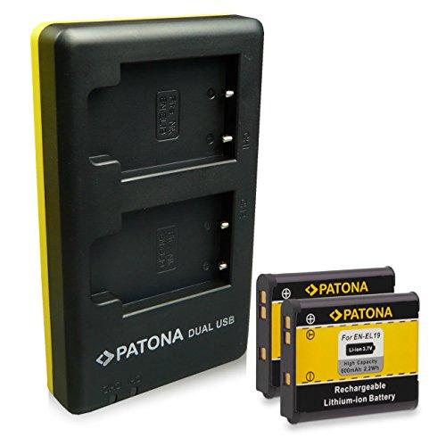 patona-2in1-dual-caricabatteria-2x-batteria-en-el19-per-nikon-coolpix-s100-s2500-s2550-s2600-s2700-s