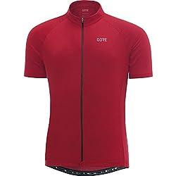 Gore Bike Wear 100031 Maillot, Hombre, Rojo (Red Melange), L