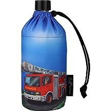 Emil - die Flasche aus Glas (alle Artikel), 100% dicht & spülmaschinenfest, BPA frei, Getränkeflaschen, Sportflaschen, Bottle für Sport, Kinder & Freizeit