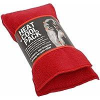 Thermotherapie Sport Rot Fleece HeatPack mit Lavendel preisvergleich bei billige-tabletten.eu