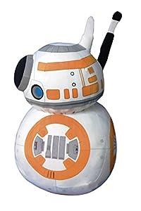 Grandi Giochi gg01179-Peluche Star Wars, Lead Droid, 45cm