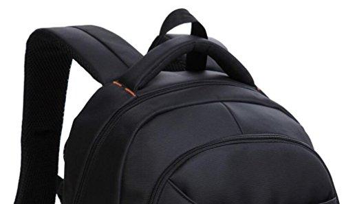 Multifunktions Schultertasche Outdoor Rucksack Schultern Computer Tasche Sport Bergsteigen Rucksack Im Freien Einfach Wild Black