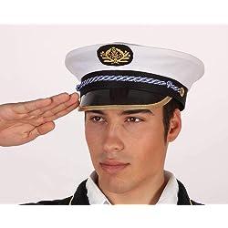 Atosa B/gorro capitán barco diám.20cm
