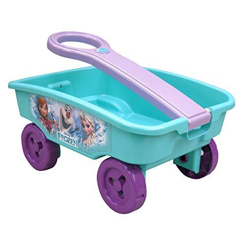 Disney – Frozen – Chariot à Tirer La Reine des Neiges – 34x24cm 0614239028652
