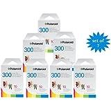 7 Pack du Polaroid Instant Film PIF-300 pour la caméra 300 instantanée