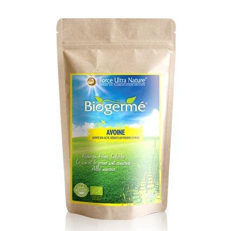 BIOGERMÉ - Avoine Germée Bio-active certifié BIO (500g)
