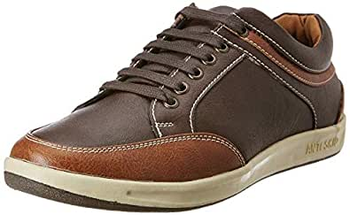 Centrino Men's 3322 Brown Sneakers-6 UK (40 EU) (7 US) (3322-02)
