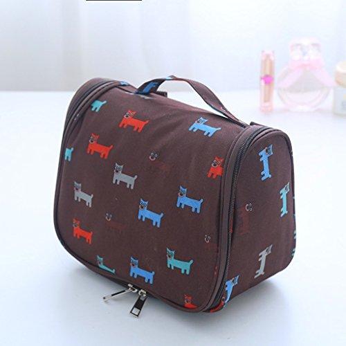 TaoMi Homw- Travel Wash Bag Trag...
