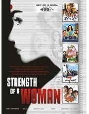 Strength Of A Woman-Sanai Chaughade(U)/Manini(U)/Sarivar Sari(U/A)/Sakhi (U/A) /Saatchyaa Aat Gharat(U/A)