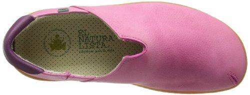 El Naturalista N275, Mocassins mixte Pink/Lila