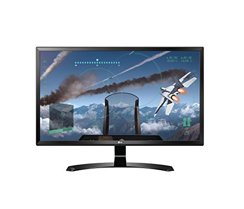 "LG 27UD58-B.AEU Monitor 27"" 4K Ultra HD LED IPS, UHD 3840 x 2160, AMD FreeSync, Multitasking, Display Port, 2 HDMI, Nero"