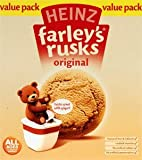 Farleys Rusks 18s (300gs)