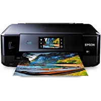 Epson Expression Photo XP-760 Color Inkjet All-in-One Printer (Black)
