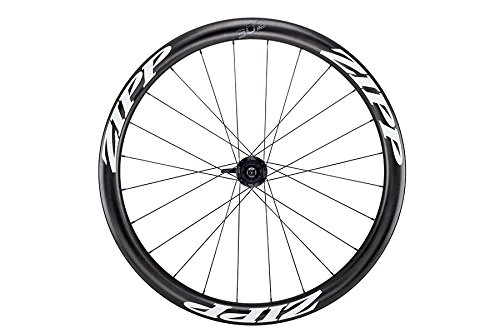 Zipp Unisex 302 carbon Clincher disc brake 176d rear wheel 10 / 11 Campagnolo Speed ​​- Body, white