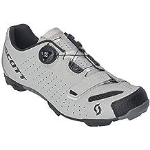 Scott MTB Comp Boa 2019 - Zapatillas para Bicicleta, Color Gris y Negro, 43