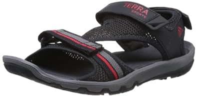 adidas Men's Terra Sports Mesh Dark Shale, Tecgre and Vivred Mesh Athletic & Outdoor Sandals - 10 Uk