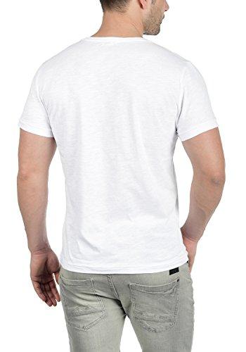 ... Blend Fred Herren T-Shirt Kurzarm Shirt V-Ausschnitt Brusttasche Aus  100% Baumwolle ...