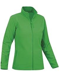 Salewa 21840Buffalo New pl W Jacket de forro polar, verde, talla 40-xs